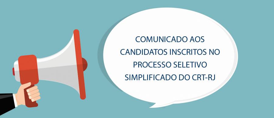 Comunicado Análise de Recursos no Site (Clique Aqui)