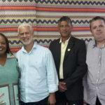 CRT-RJ participa de reunião na ALERJ com presidente da Comissão de Trabalho