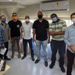 Voluntários e conselheiros realizam visita  técnica no Hospital dos Servidores do Estado