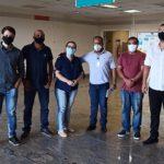 Campanha do CRT-RJ chega ao  Hospital Ronaldo Gazolla, em Acari