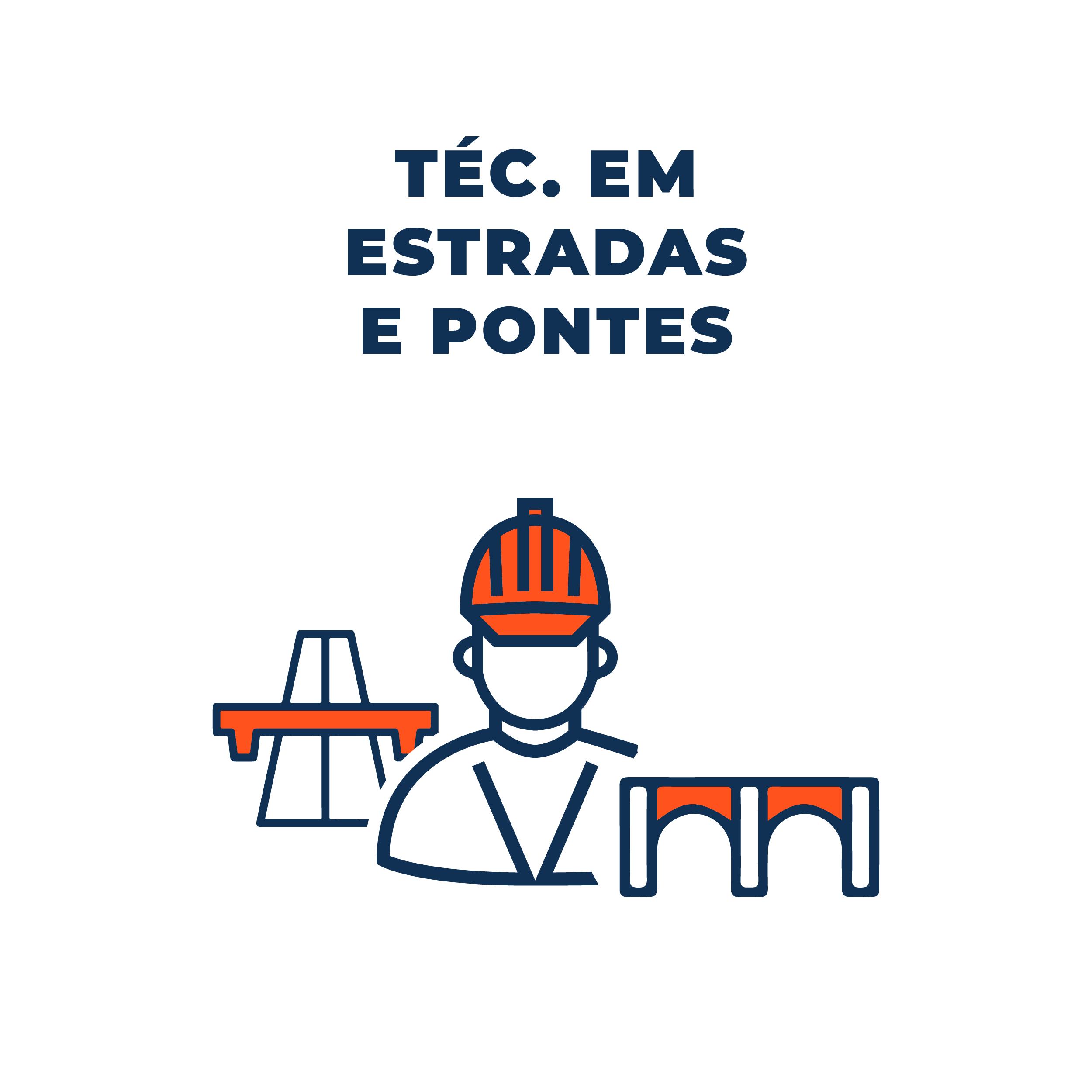 Técnico em Estradas e Pontes