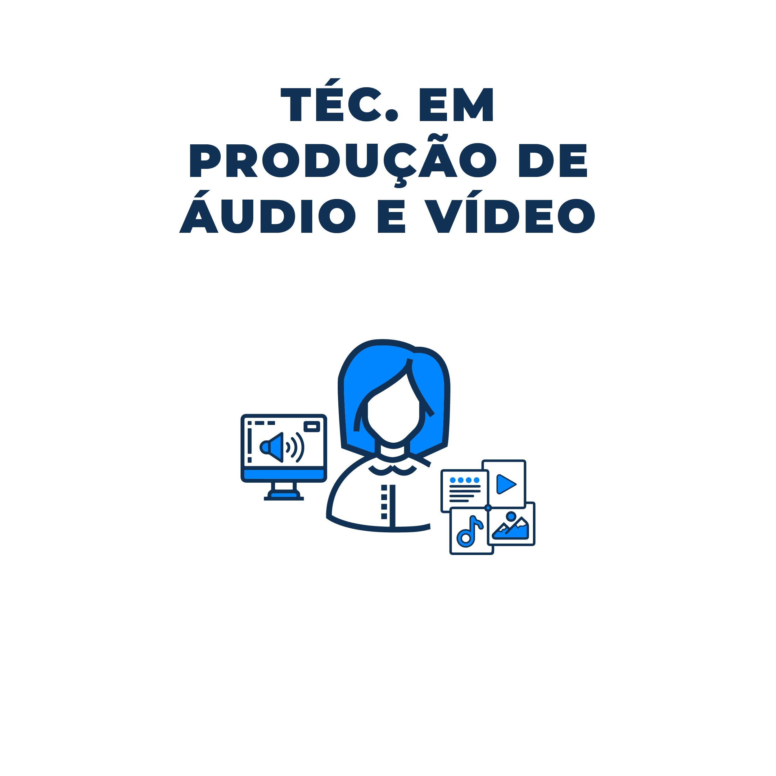 audio e video