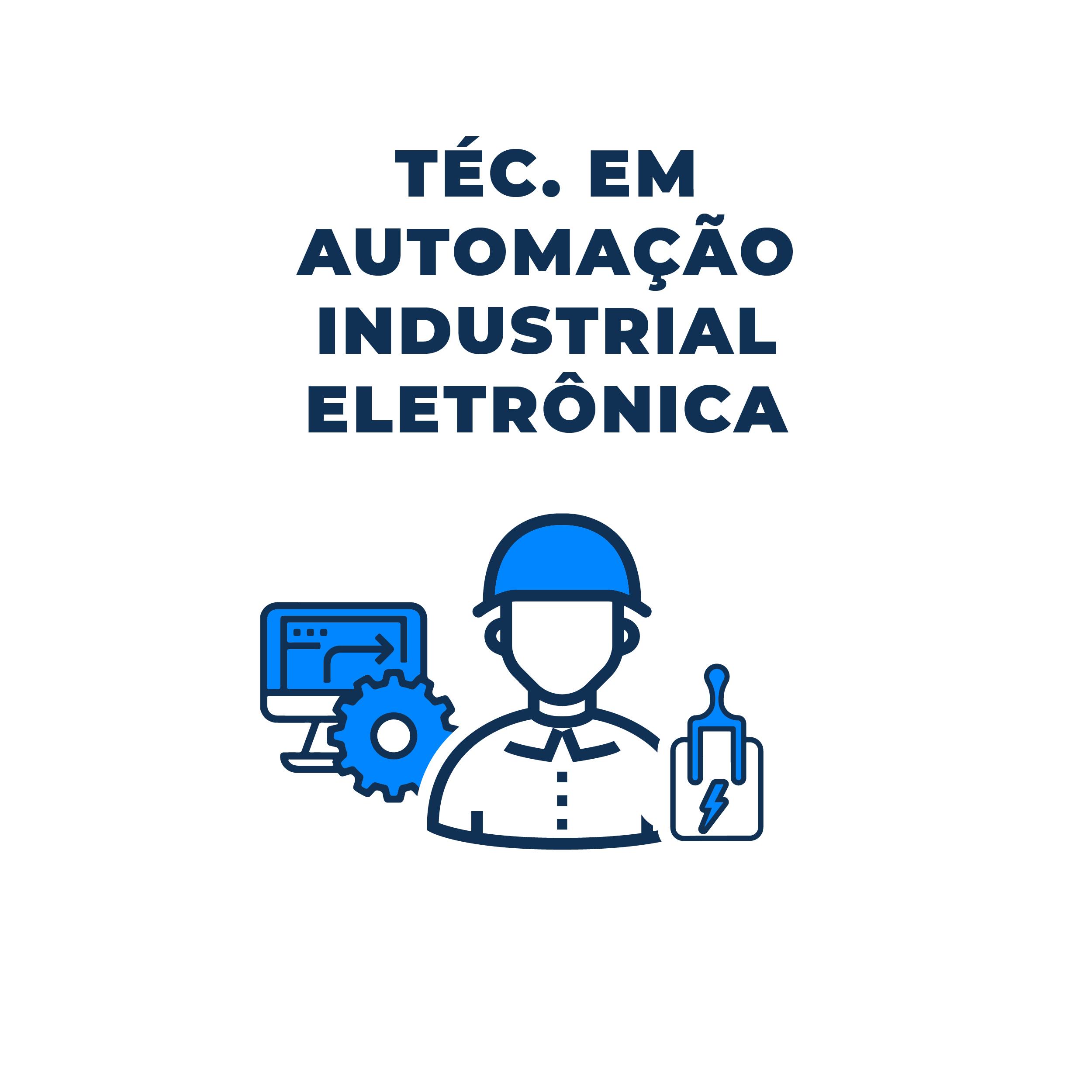 automação industrial eletronica