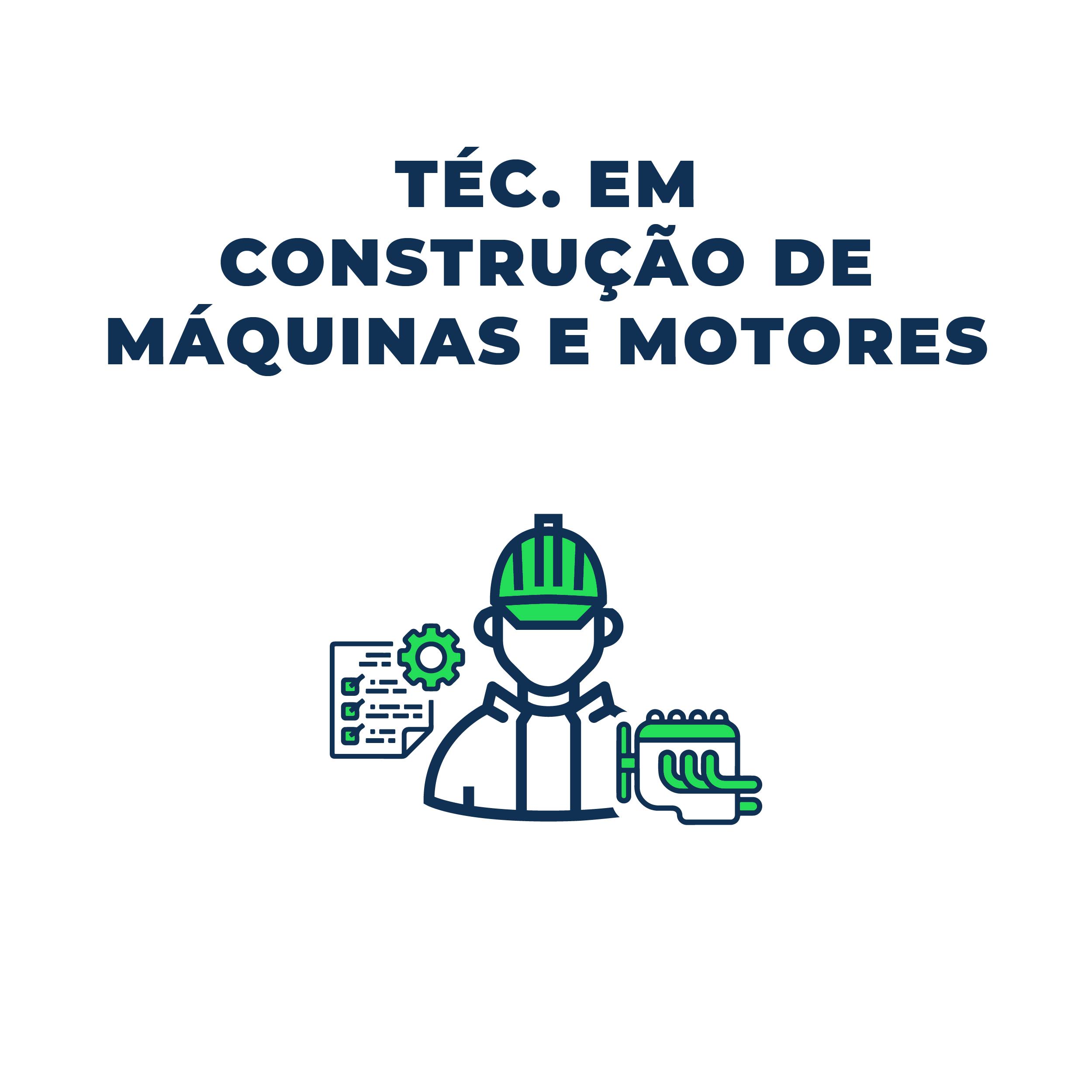 construção de maquinas e motrores