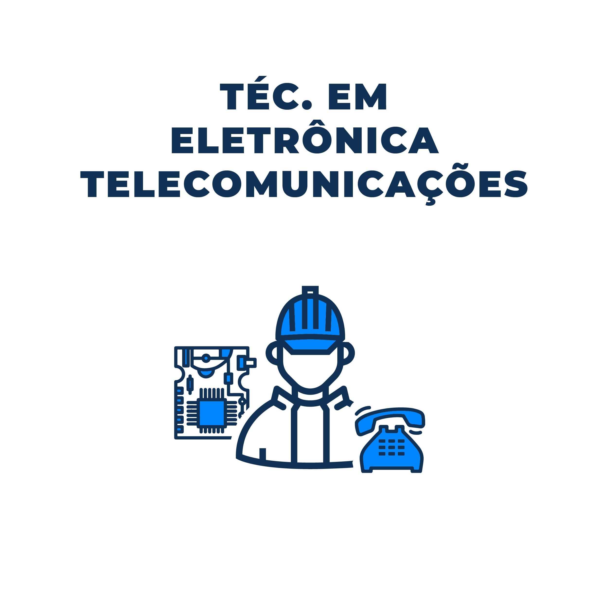 eletronica telecomunicações