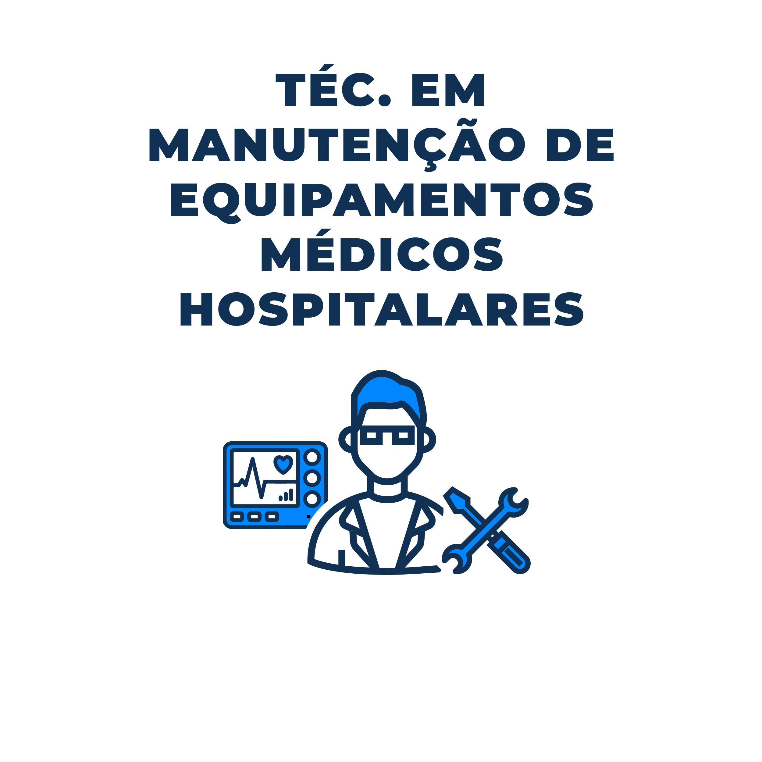 equipamento hospitlares