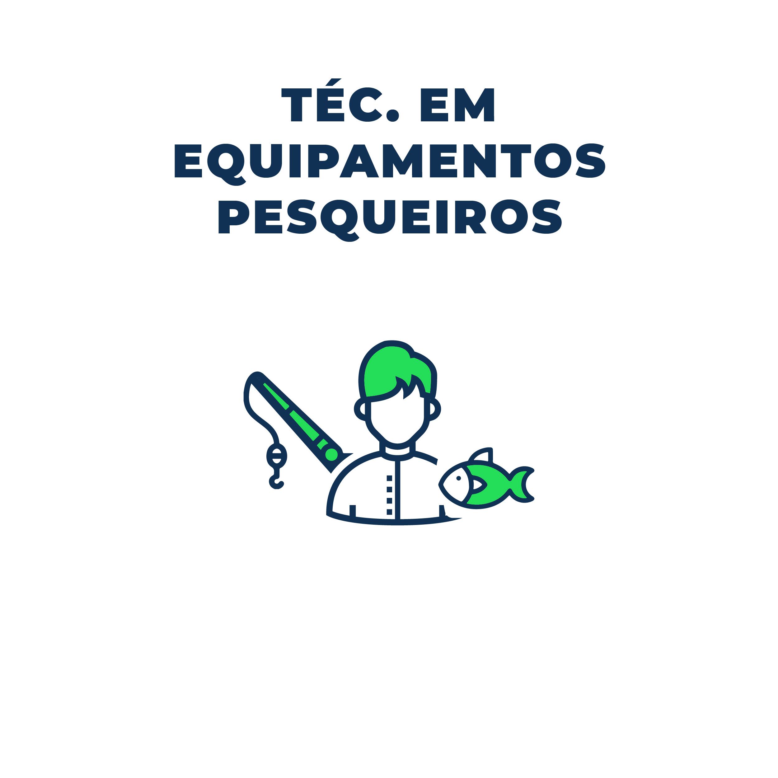 equipamento pesqueiros