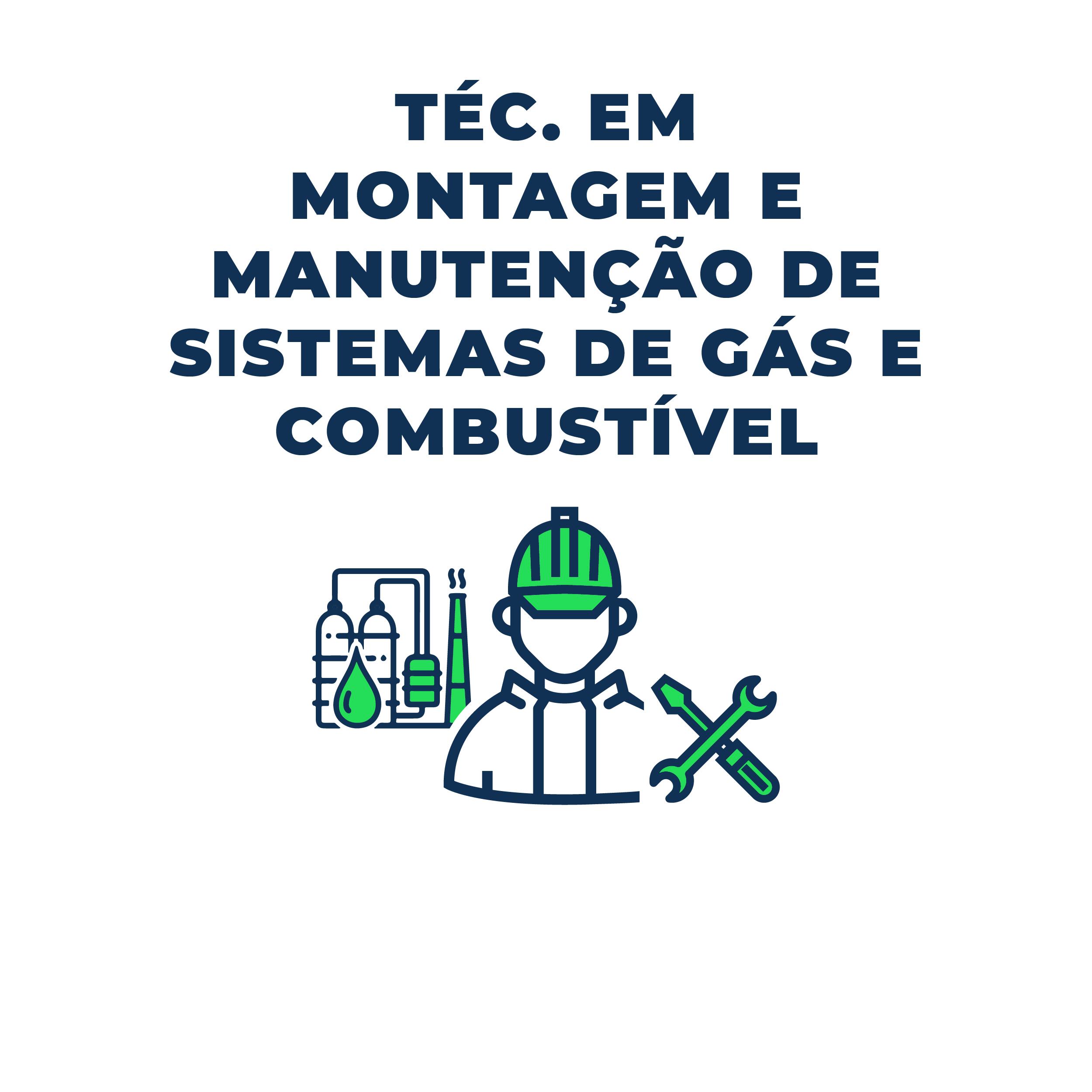 manutençõa montagem gas