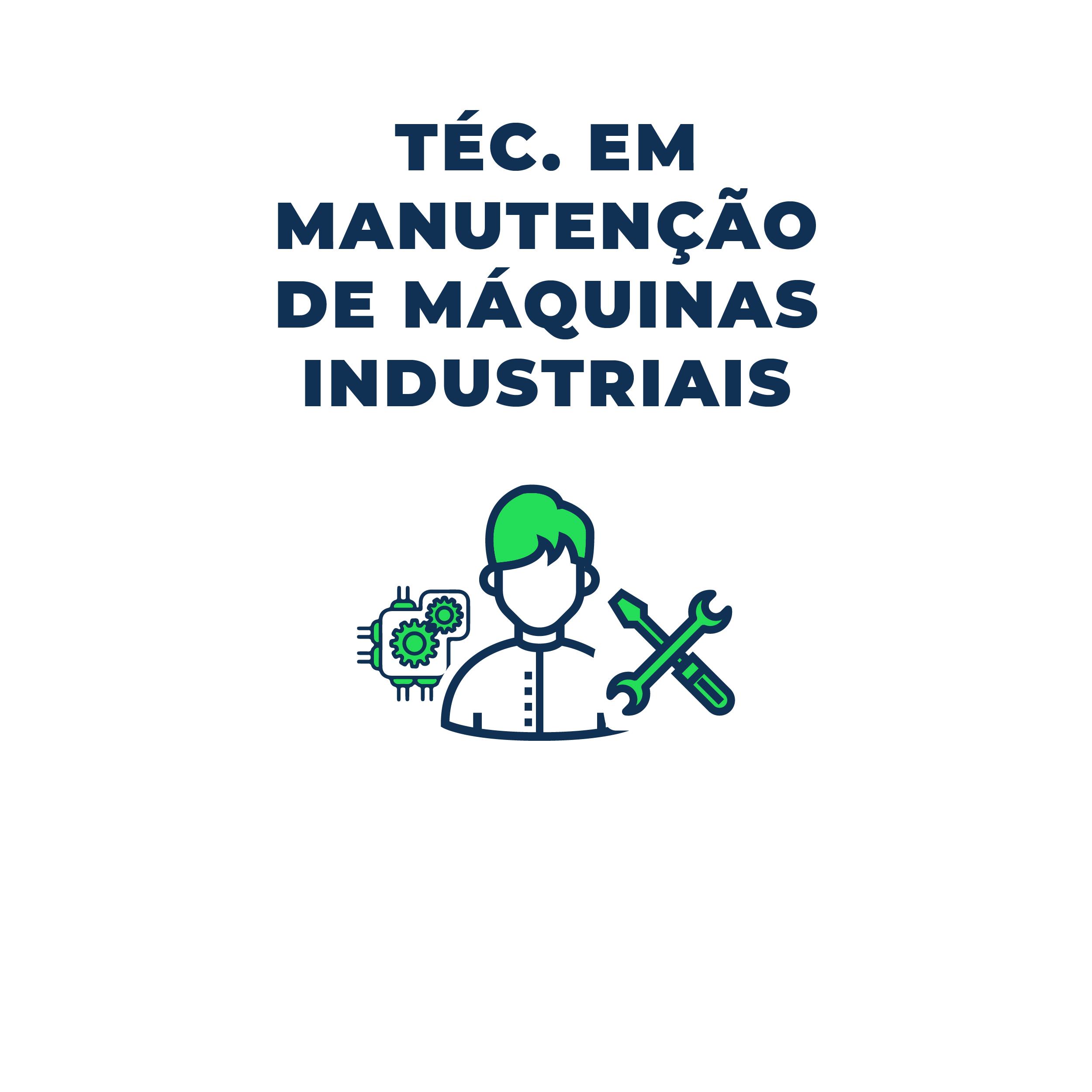 manutencnao maquinas industriais