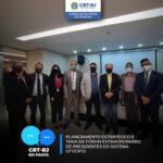 Planejamento Estratégico é tema de Fórum Extraordinário de Presidentes do Sistema CFT/CRTs