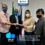 Diretores do CRT-RJ visitam Prefeitura de Guapimirim