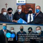 CRT-RJ realiza parceria com os municípios de Areal e São José do Vale do Rio Preto