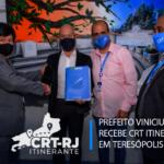 CRT Itinerante chega à Teresópolis